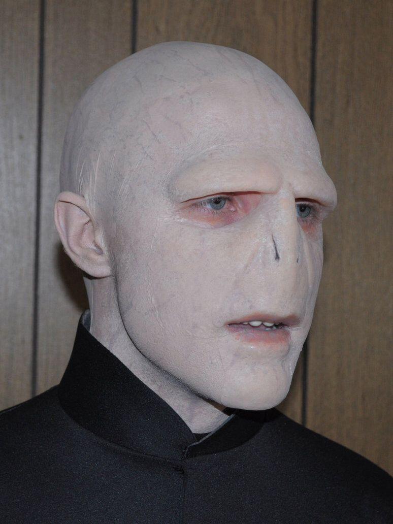 Voldemort Actor Nose Makeup | Makeupview.co