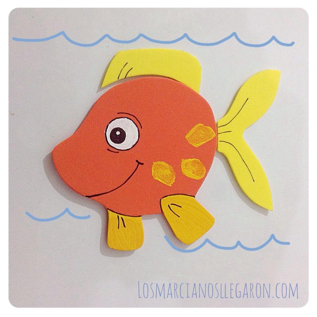 Imanes acuáticos: Un pez con el cuerpo travieso #Iman Marino de ...