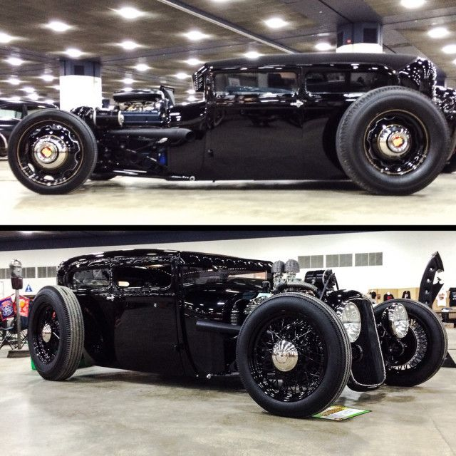 highlights from detroit autorama 2014 sedans rats and cars. Black Bedroom Furniture Sets. Home Design Ideas