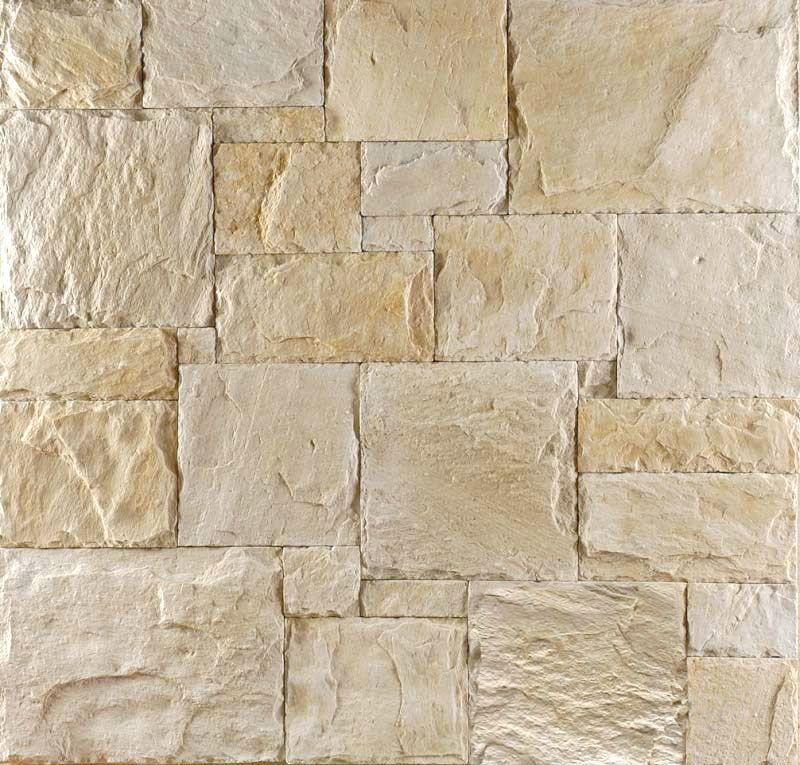 wandpaneele steinoptik steinwand verblender wandverkleidung alamo champagne steingewandde verlegen