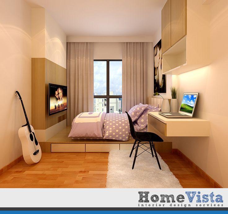 HDB 5Room Woody Contemporary Design Blk 457 Upper Serangoon