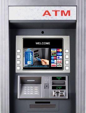 Pin on ATM Machine