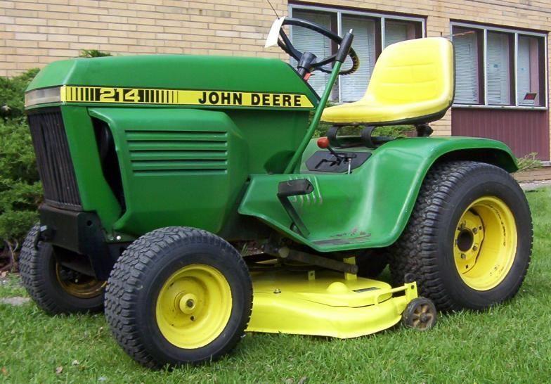 john deere 214 engine youtube john deere 214 lawn tractor rh pinterest com John Deere Combine Harvester John Deere X300 Riding Mower