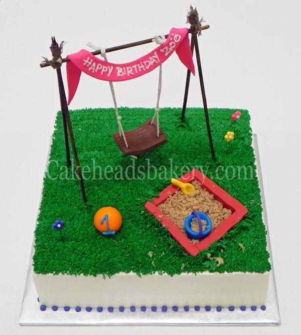 The Playground Cake Cakeheadsbakery Cakes We Love Pinterest