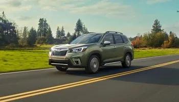 2021 Subaru Forester Could Get Turbo Engine Subaru Forester Touring Subaru