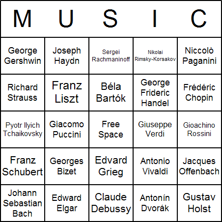 photograph about Musical Bingo Cards Printable named Audio Bingo Playing cards. Almost certainly constructive evaluate, rather of specifically