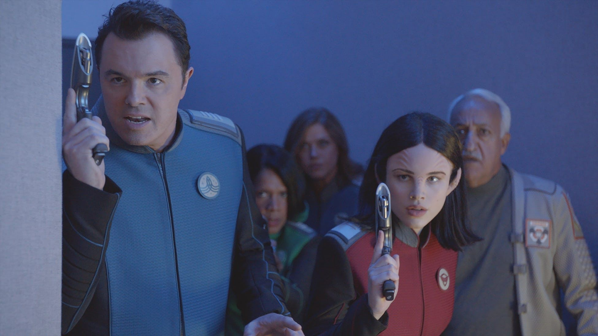 Pin by Daniel Appleton on The Orville Impressed Already