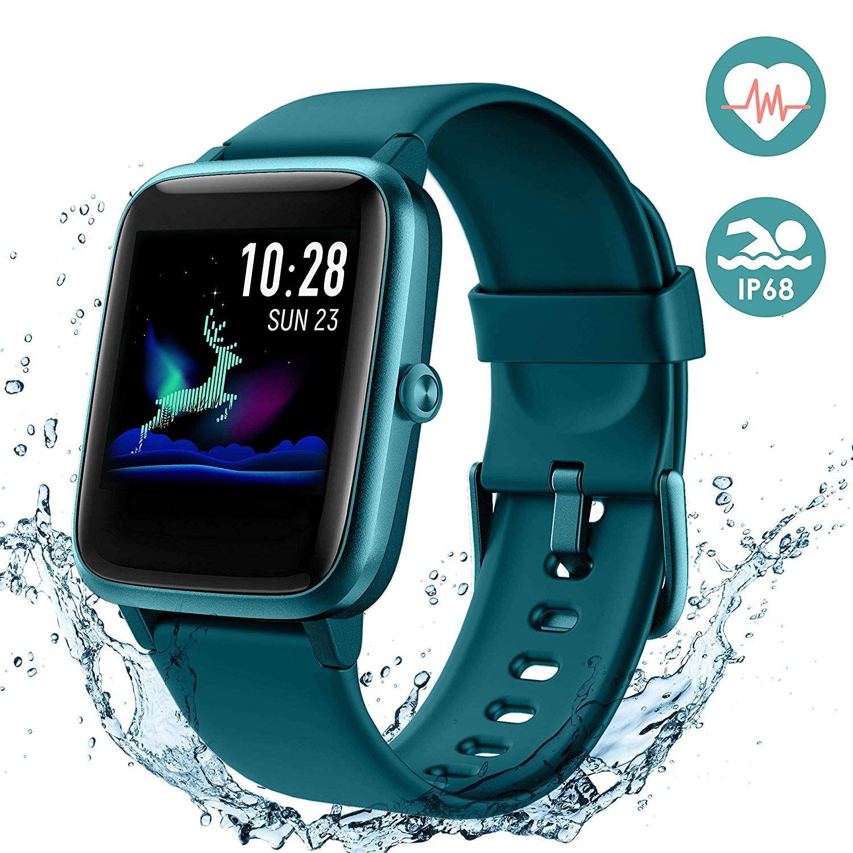 Arbily Orologio Fitness Smartwatch Fitness Tracker Cardiofrequenzimetro E Contapassi E Calorie In 2020 Smartwatch Fitness Armband Sportuhr