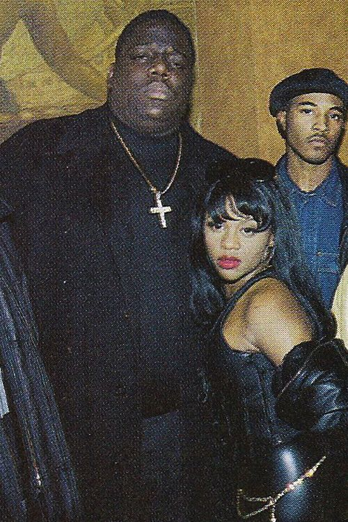 notorious and lil kim relationship
