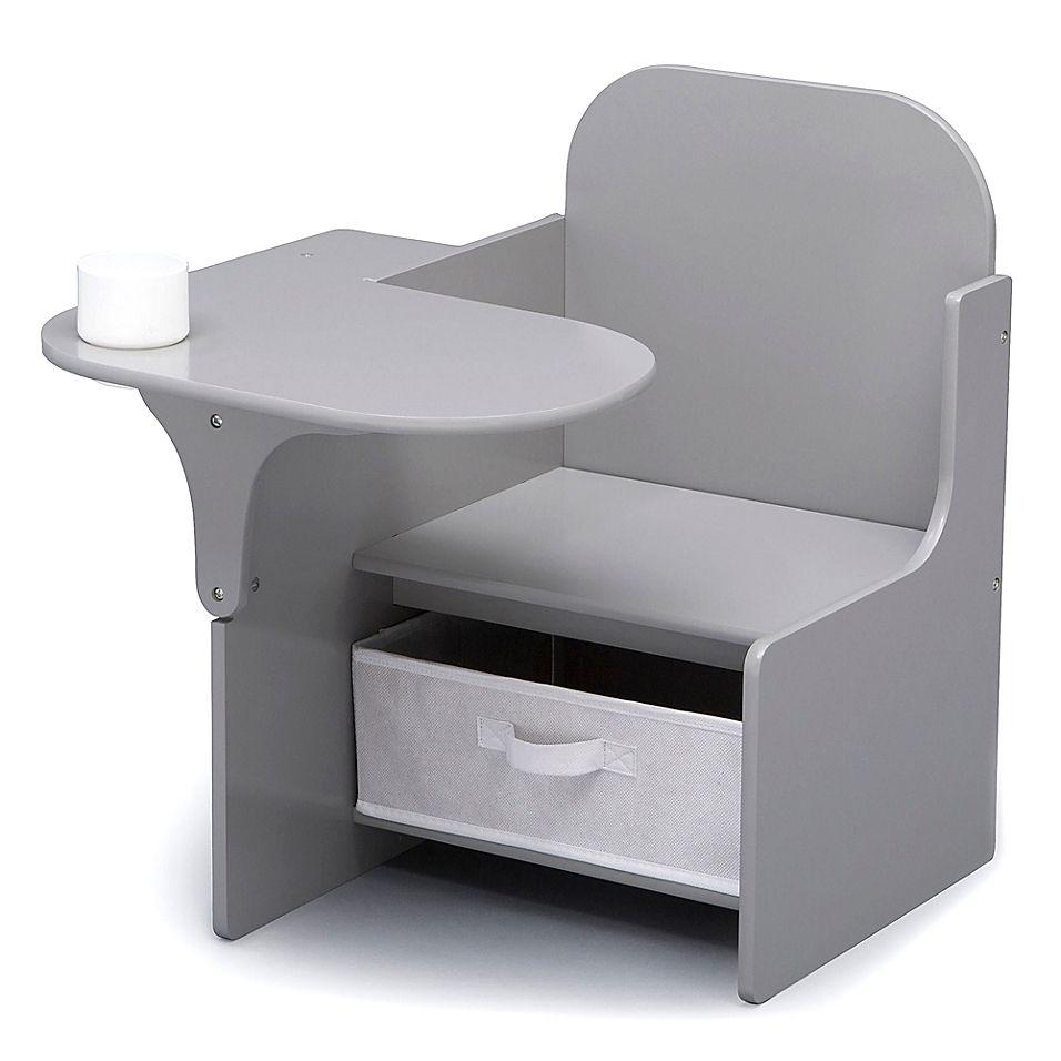Delta Children Mysize Chair Desk With Storage Bin In 2020 Desk Storage Delta Children Storage Bin