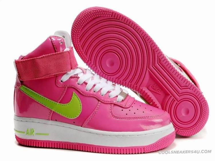 Buy Nike Air Force 1 High Pink with best discount.All Nike Air Force 2014  shoes save up.