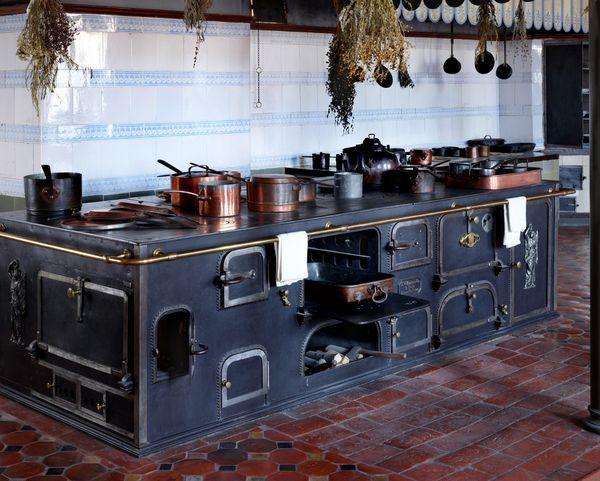 Schlosser Garten Schlosser Garten Im Uberblick Objekt Schlosskuche Sanssouci Stiftung Preussische Kitchen Inspirations Kitchen Design Vintage Kitchen