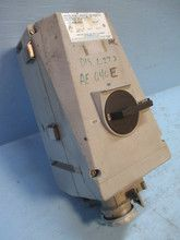 Crouse Hinds Csr3352 Interlocked Arktite Receptacle 30 Amp 600 Vac 3 Wire 4 Pole Tk2004 4 Transfer Switch Wire