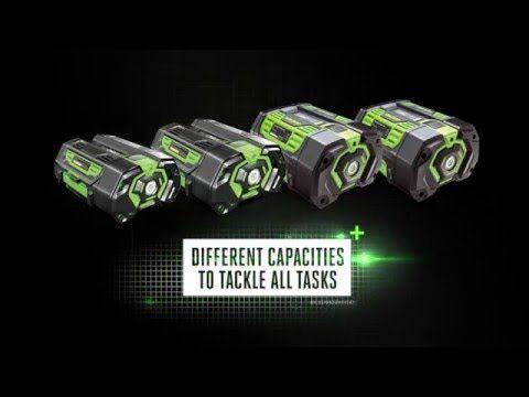 Technology | EGO Power+