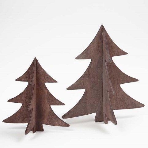Een Houten Kerstboom Diy Handleiding 3d Christmas Tree Christmas Tree Wooden Christmas Trees