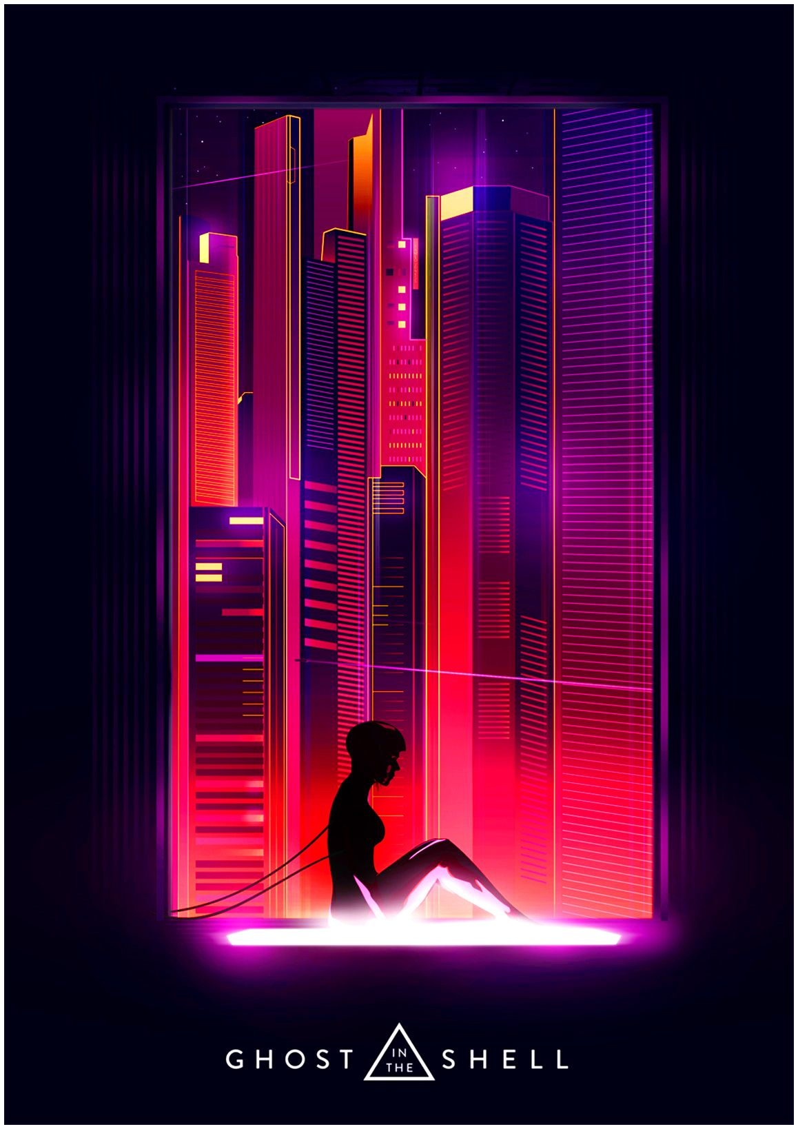 Ghost in the Shell Ghost in the Shell em 2019 Pôsteres