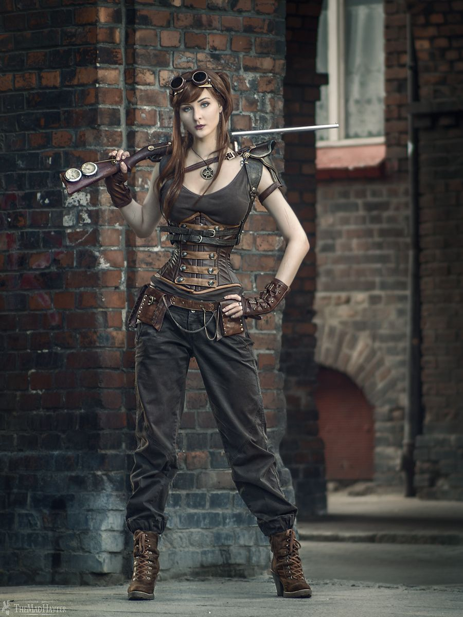 34 State Of Art Steampunk Costumes For Womens That Will ...