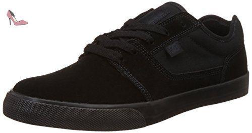 DC Shoes Tonik M, Baskets Basses homme, Noir (Black/Black),