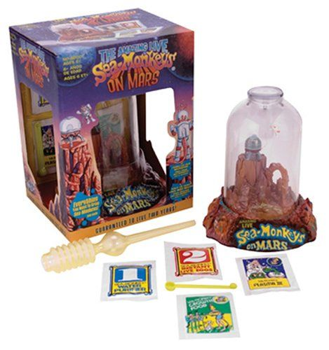 Schylling Sea Monkeys On Mars Listing Price 19 99 Now 17 99