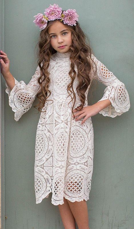 a03f2a598beda Joyfolie Alexandra Dress (2T,3T,4T,5) | Wedding ideas | Kids fashion ...