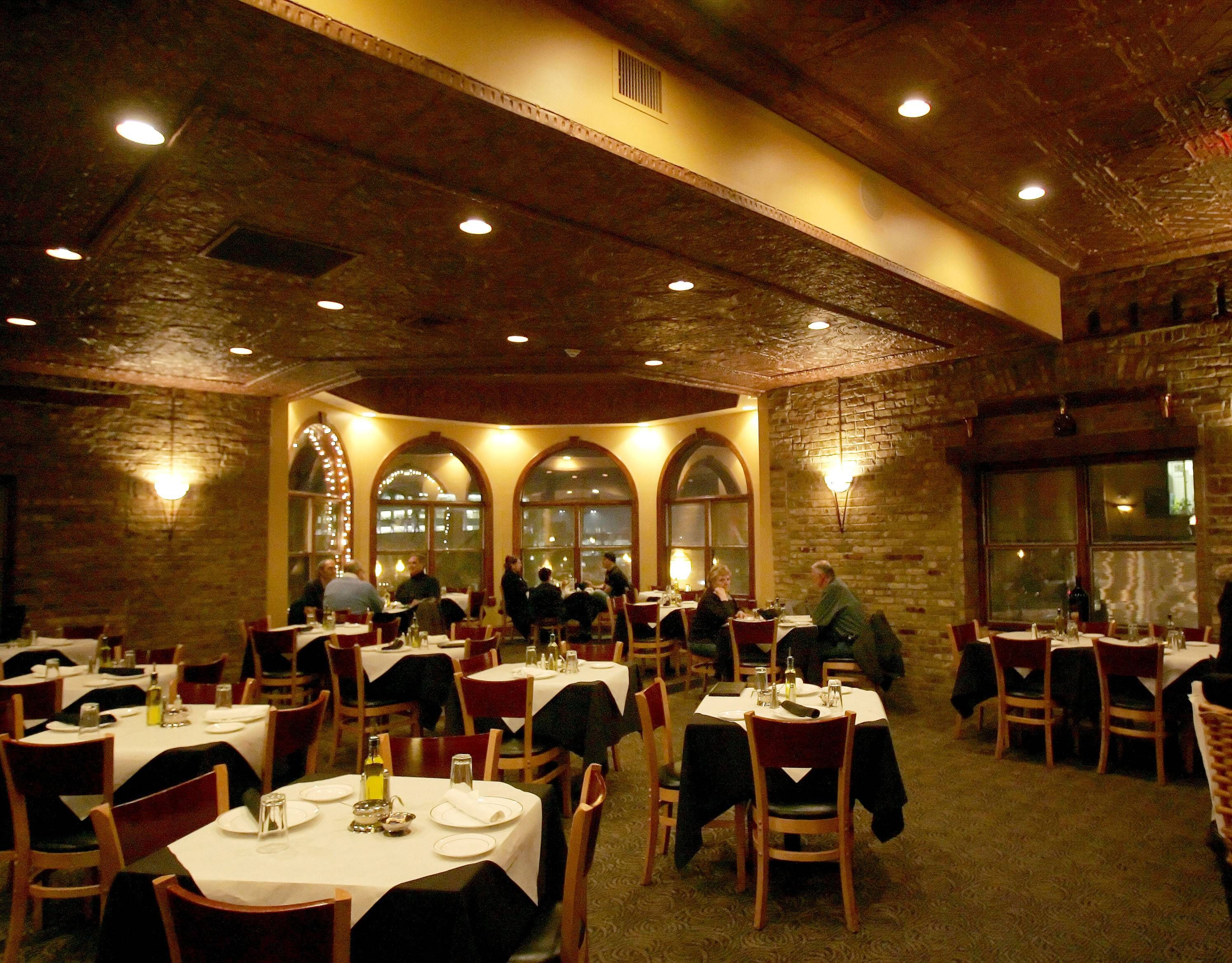 Il Sogno Restaurant In Downtown Wheaton Has Plans To Open A Rooftop Deck Later This Year