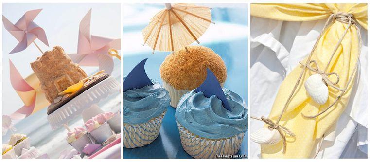 Beach Baby Shower Theme Ideas   Www.SpecialBabyShowerGifts.com