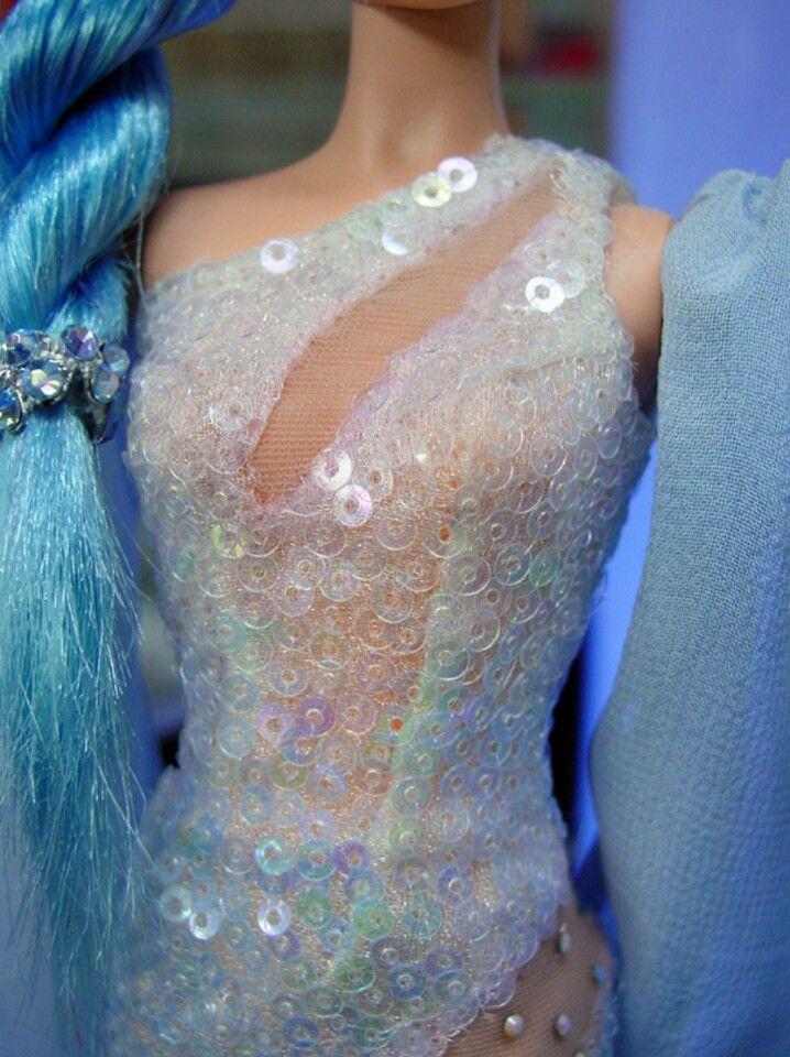 Miss Siberia ♥ 2013/14  by NiniMomo's Barbie.