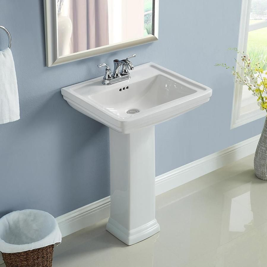 Product Image 7 With Images Pedestal Sink Small Farmhouse Bathroom Sink