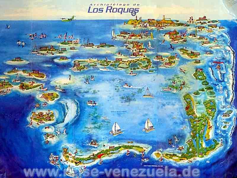 Los Roques Venezuela Hotels Tour Reisebaustein