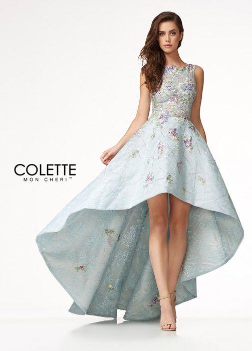 Colette by Mon Cheri | Blossoms Prom | Pinterest | Formal dress ...