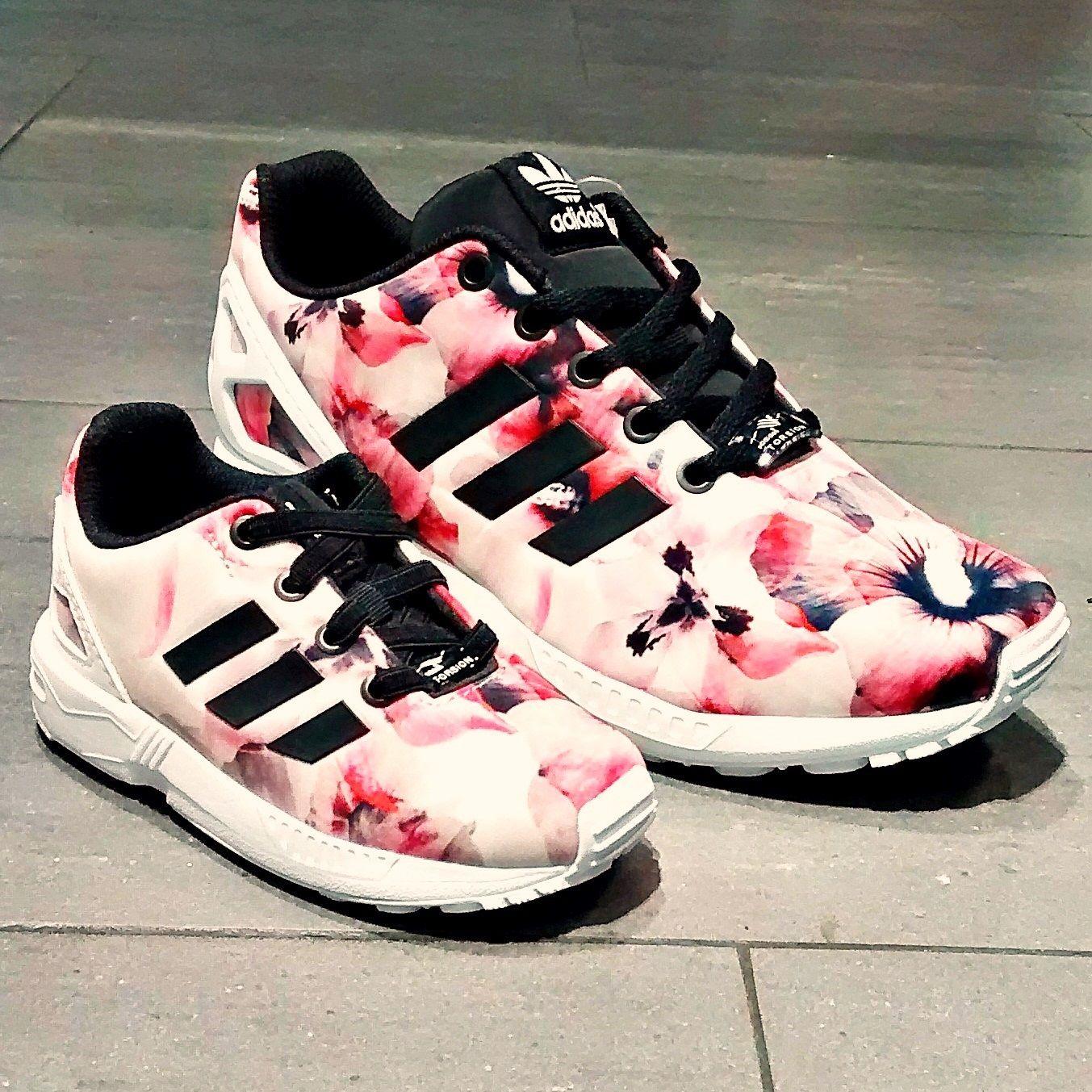 adidas zx flux k niña