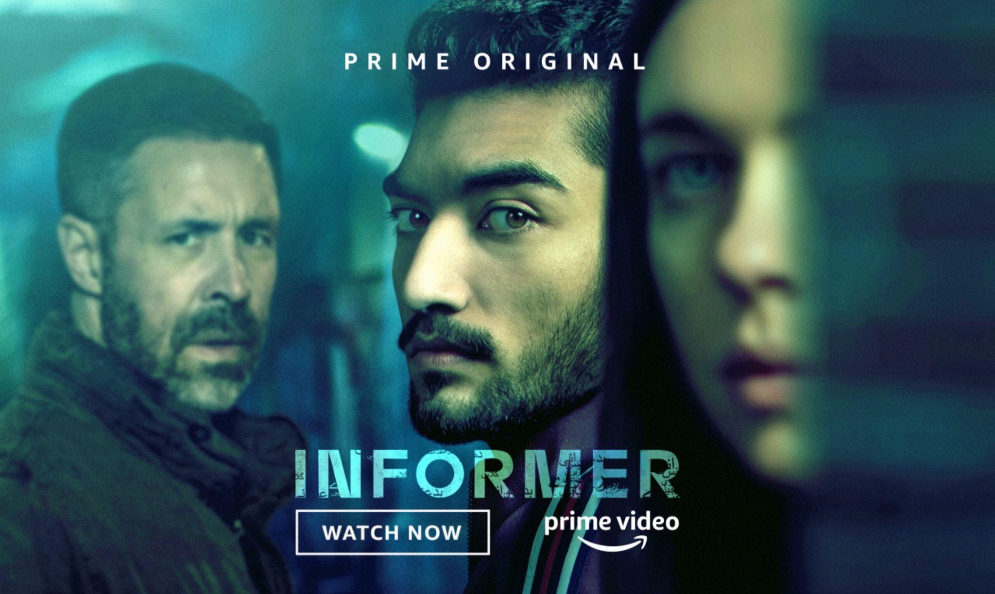 The Informer Tv Series Comedy Tv Series