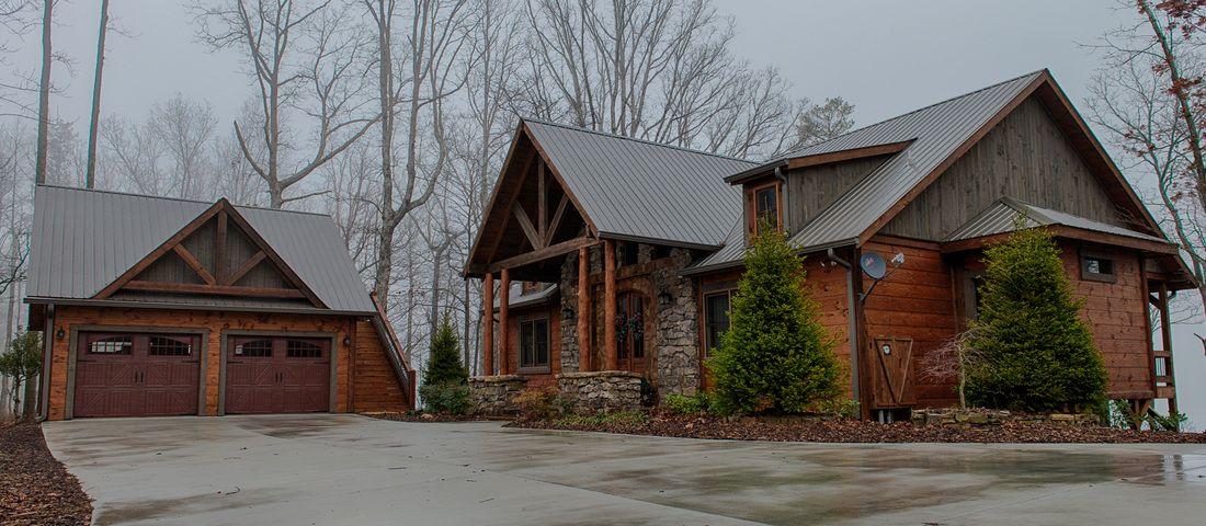 Keith Sumner Custom Homes Rustic House Custom Homes Home Builders