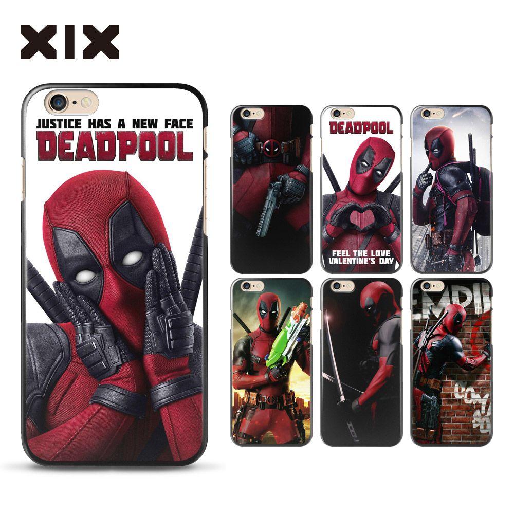 coque deadpool iphone 6 plus