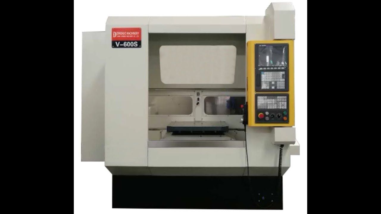 cnc machinist resume%0A Twin Pallet   Axis CNC Machine Center  V   S Double Working Area CNC  Milling