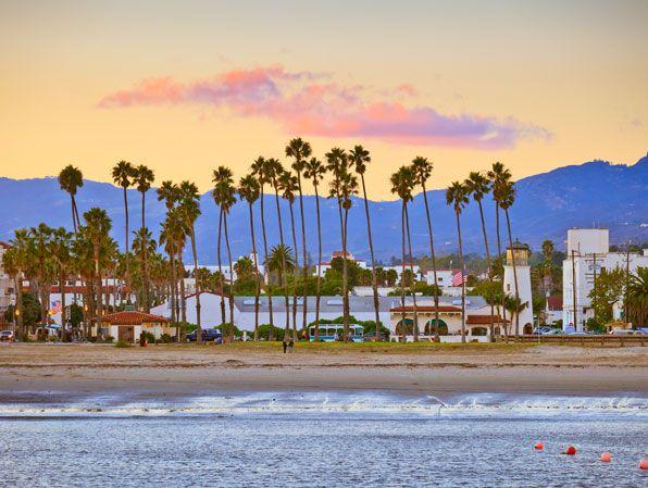 Pin By Barbara Jean O Hara On Places To Visit Santa Barbara Beach California Travel Road Trips Santa Barbara California