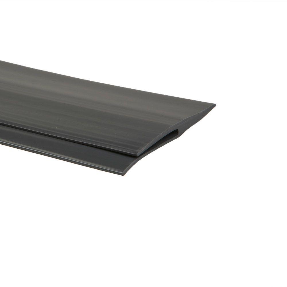G Floor 25 Ft Length Slate Grey Mat Edge Trim Gfedge25sg The Home Depot G Floor Flooring Vinyl Garage Flooring