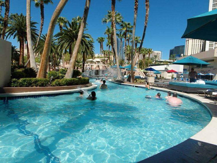 Top 20 las vegas resort pools part 1 trees las vegas for Pool show vegas