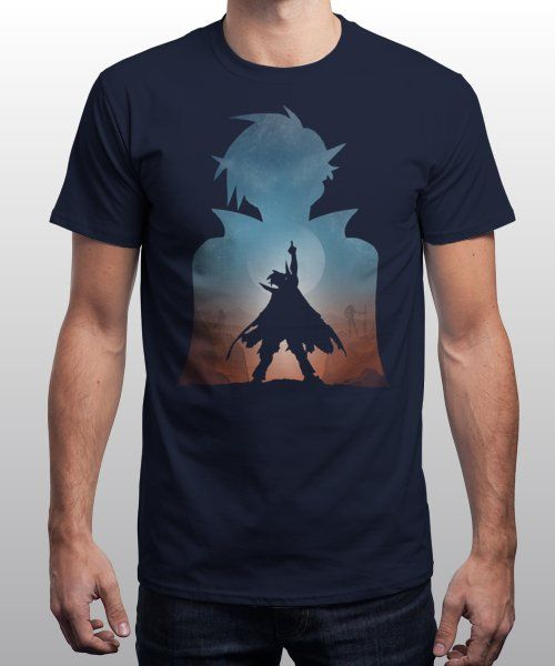 """""""Team Gurren"""" is today's £9/€11/$12 tee for 24 hours only on Pin this for…   Qwertee thumbnail"""