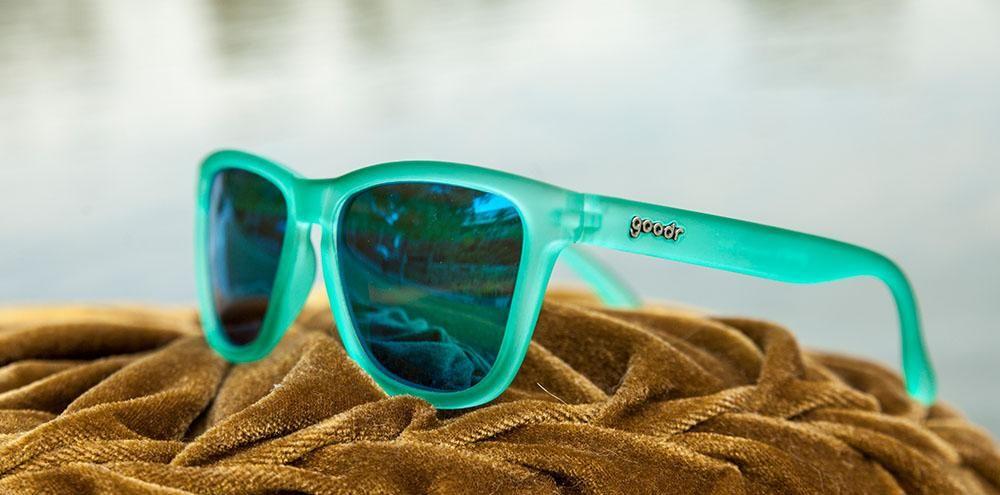 5de5b8cd965b Teal goodr Running Sunglasses | No Slip, No Bounce, All Polarized – goodr  sunglasses