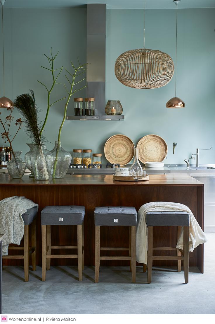 Rivièra Maison | Kitchens, Color stories and Color inspiration