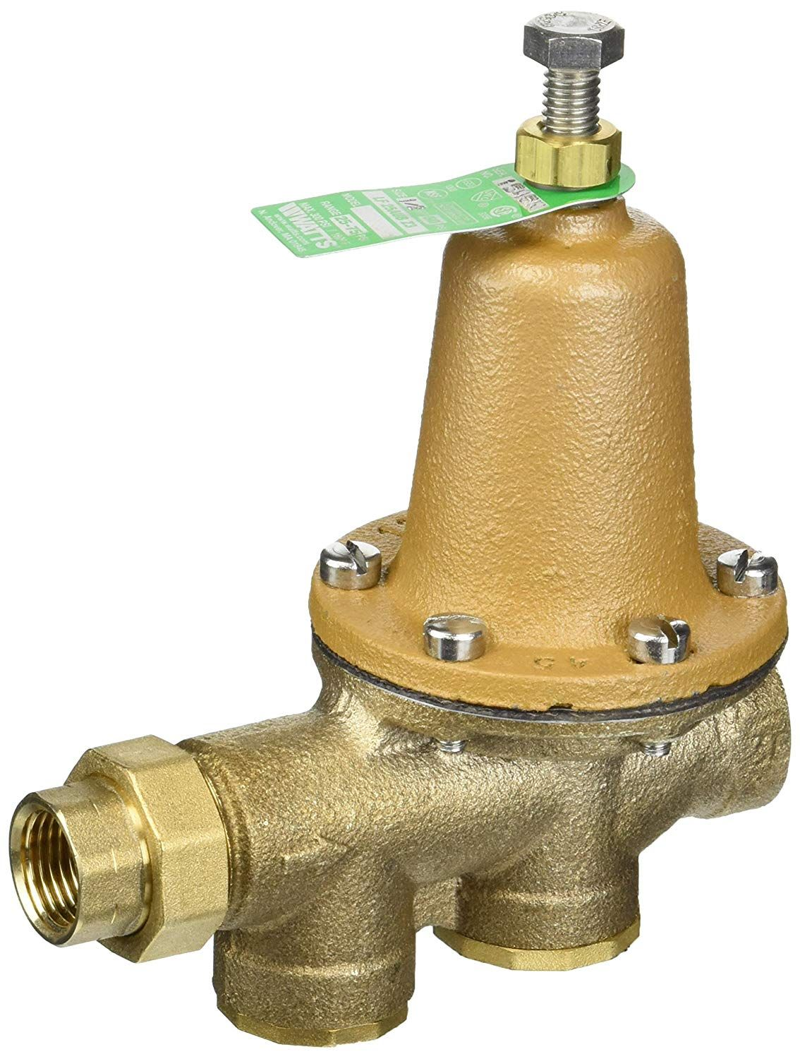 Watts Water Technologies Pressure Reducing Valve 1 2 By 1 2 Fip Lead Free To View Further For This Item Visit The Image Lin Lead Free Technology Valve