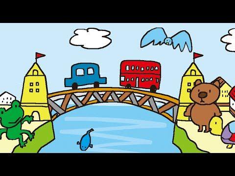 London Bridge Is Falling Down ロンドン橋落ちた 歌付き英語童謡 Youtube 2020 ロンドン橋 童謡 ロンドン