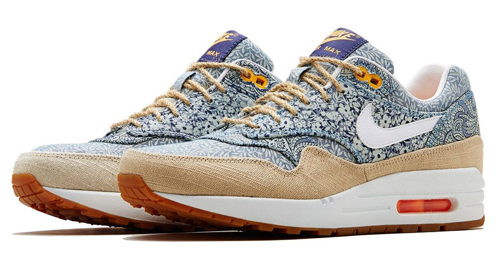 best sneakers aaba2 0656b Nike Air Max 1 Liberty 2014