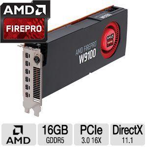 Amd Firepro W9100 16gb Professional Graphics Card Graphic Card 16gb Amd