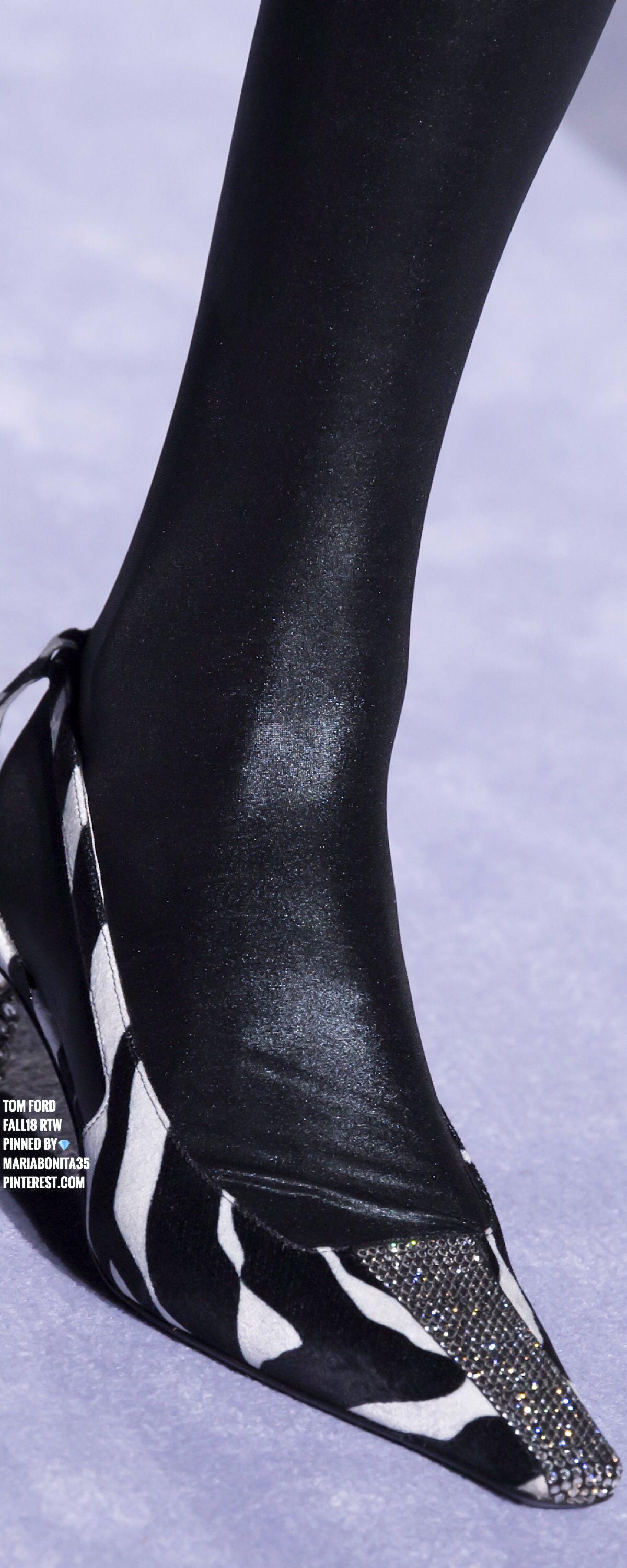 Tom Ford Fall18 Details Tom Ford American Fashion Designers Shoe Boots