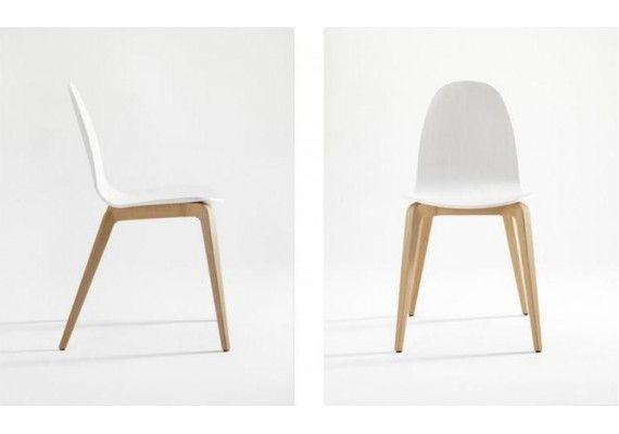 Oferta silla cocina y comedor bob ondarreta de estilo for Sillas modernas online