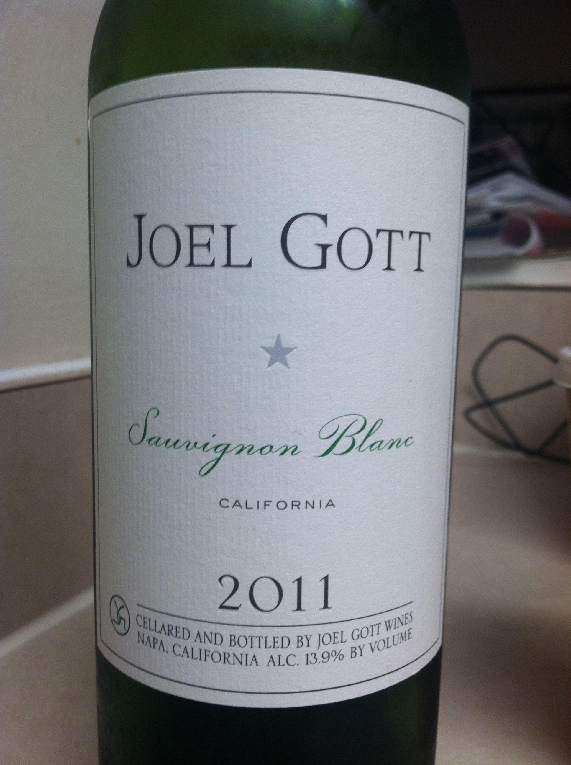 Joel gott is wonderful wine bottle wines bottle