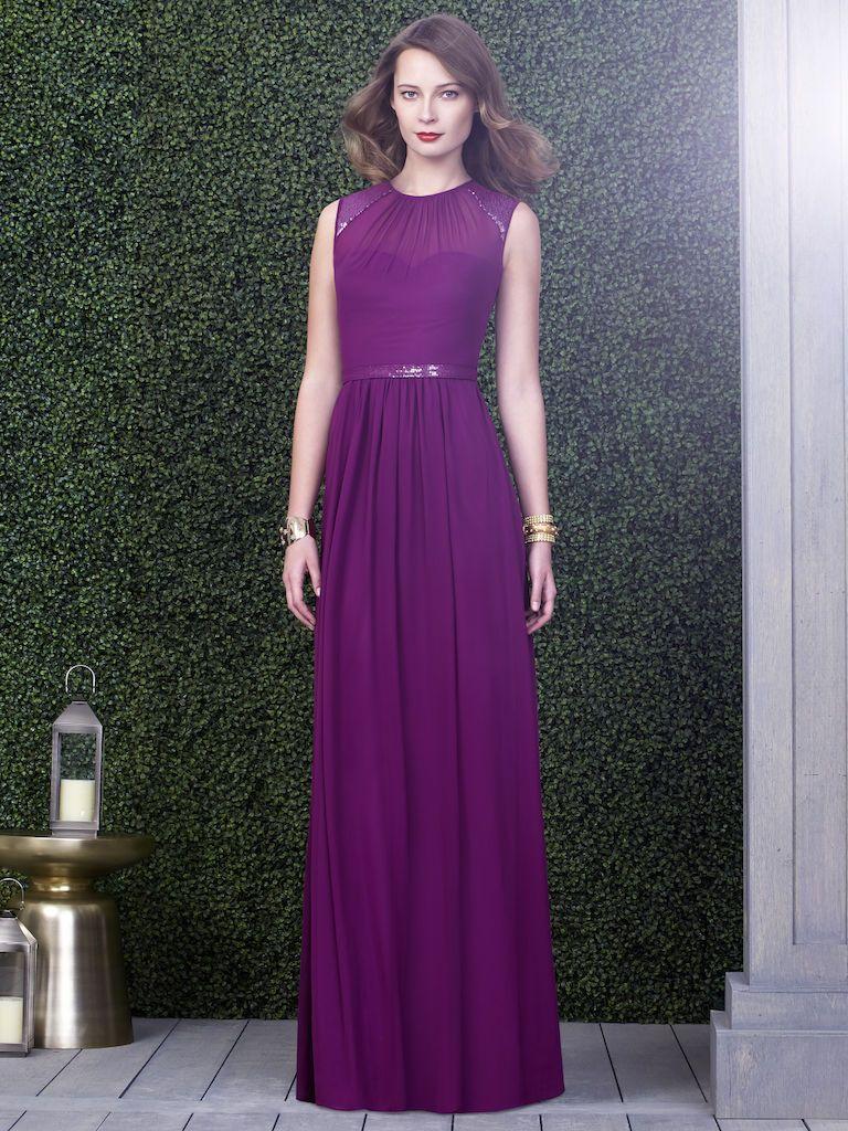 Dessy Collection Bridesmaid Dress Style - 2921 | Blush Bridal ...