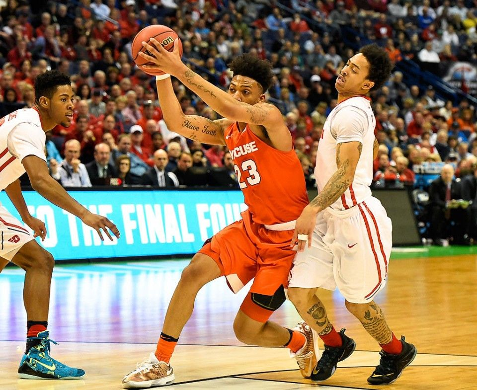 Basketball Vs Dayton In 2016 Ncaa Tournament First Round